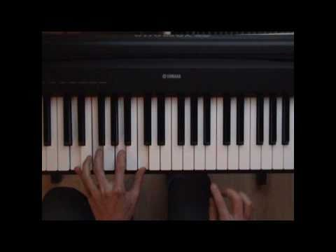 ♫ How To Play Piano Man Piano Billy Joel Piano Tutorial Lesson HD