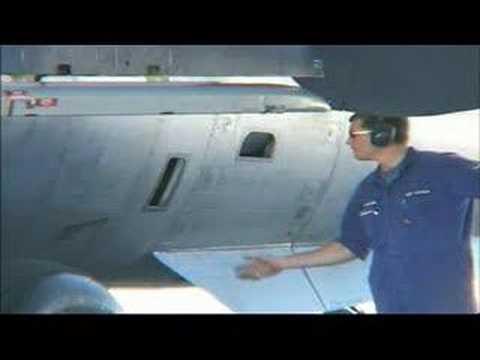 RAAF - F111 Pre-flight Checks Royal Australian Air Force