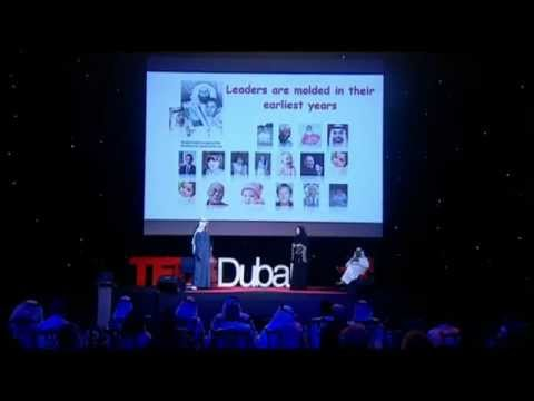 TEDxDubai 2011 | Dr. Tariq Kashmiri & Samia Kazi | THE LEADERS OF TOMORROW