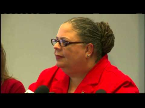 Watch the Chicago Teachers Union Press Conference Announcing End of Strike