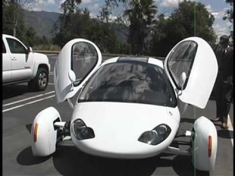 Studio 360 in LA: Aptera - Car of the Future