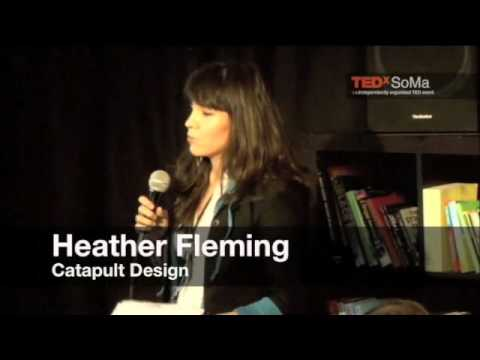 TEDxSoMa - Heather Fleming - 1/22/10
