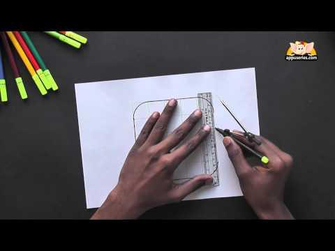 Write Block Style Alphabet 'G'   Arts & Crafts