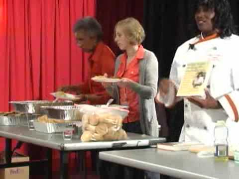 Taste of Africa: Cooking With The Gullah Diva