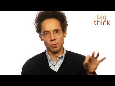 The Key to Malcolm Gladwell's Success
