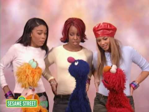 Sesame Street: A New Way to Walk