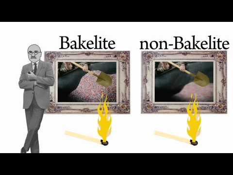 The Stuff of Genius - Bakelite