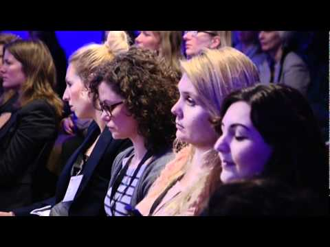 TEDxAmsterdamWomen 2011 - Shannon Fitzgerald - Walking Through Open Doors
