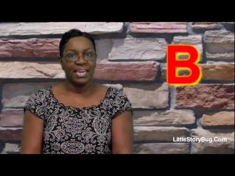 Preschool activity - B is for Bear - Littlestorybug