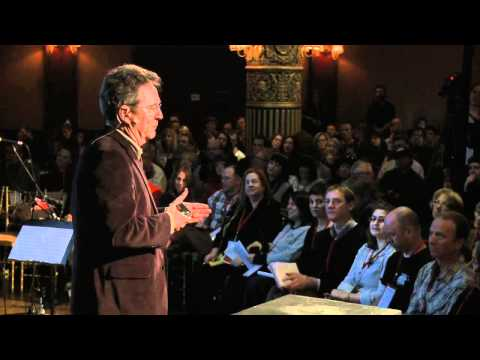 TEDxManhattan - Ken Cook - Turning the Farm Bill into the Food Bill