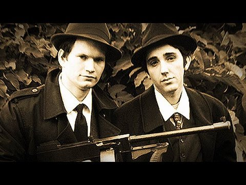 Public Enemies Gangster Movie : BFX : Original Short