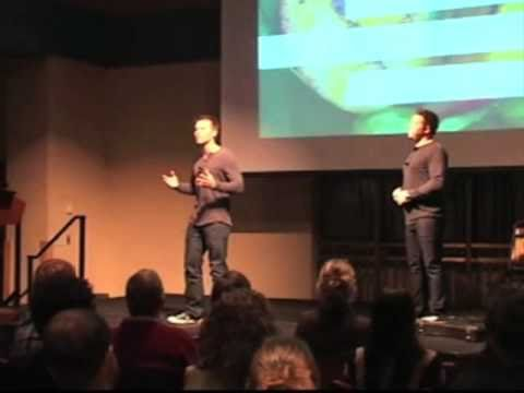 TEDxAlbany - Casey & Corey Wright - Winning With One Hand Behind Your Back