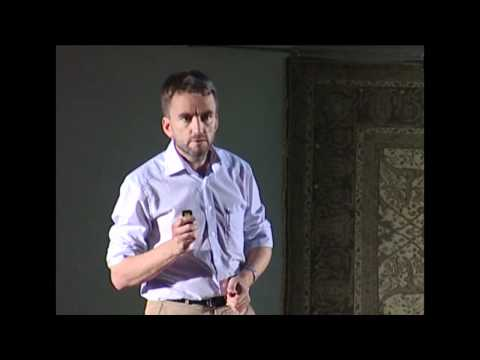 TEDxYerevan - Hans Gutbrod  - Well Being and Happiness