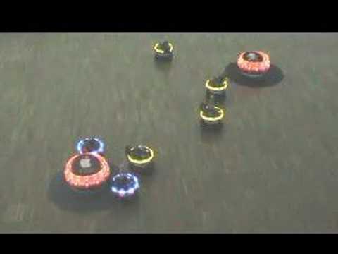 Robot swarms 'evolve' effective communication