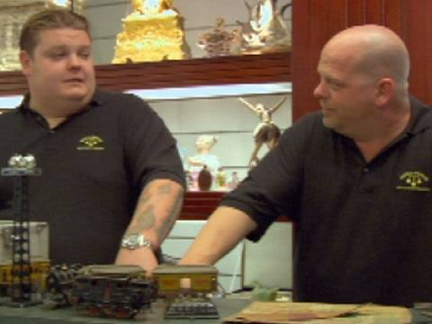 Pawn Stars: Best of Bartering