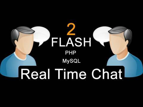 Part 2: Flash AS3 Real Time Auto Updating Chat Application Tutorial for Websites