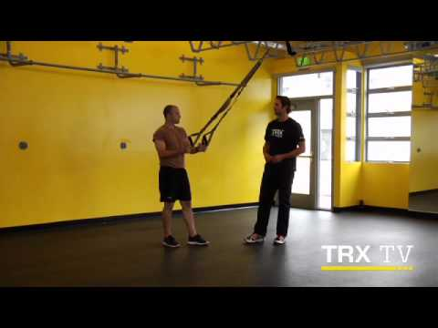 TRX TV October: TRX Overhead Squats