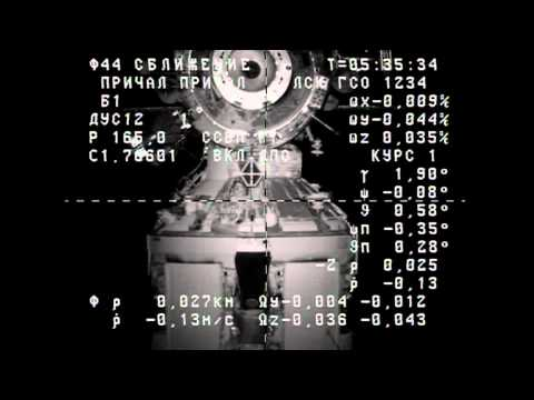 Progress Docks to ISS