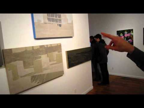 Winter Break at MOMENTAart and The Constructed Landscape at NURTUREART