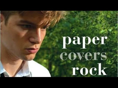 Paper Covers Rock by Jenny Hubbard--60second Recap® PickoftheWeek