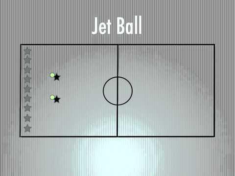P.E. Games - Jetball