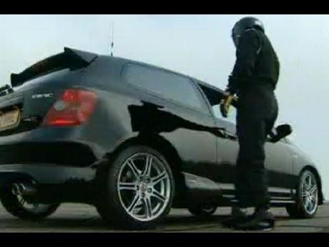 Top Gear - Richard Hammond vs the speed camera round 1 - BBC