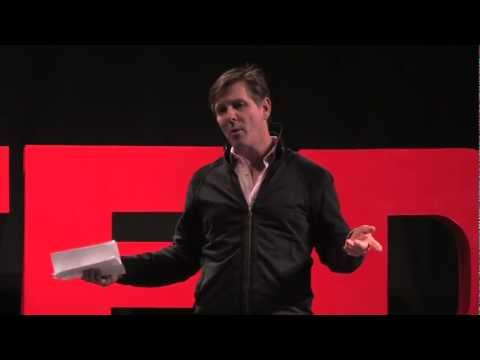 TEDxThunderBay - Bruce Walsh - How the Holocaust Saved My Life