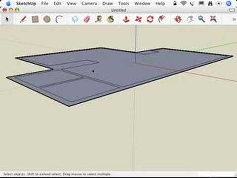 SketchUp: Getting a good view