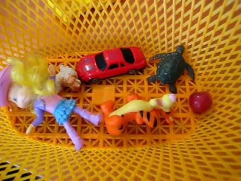 Preschool - Language. Story basket