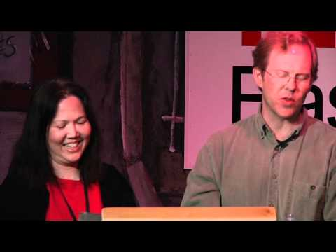 TEDxEastsidePrep - Drs. Brock and Fernette Eide - The Turkey and The Crow