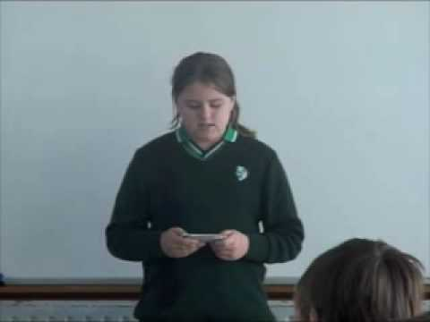 Samantha Speech 2009