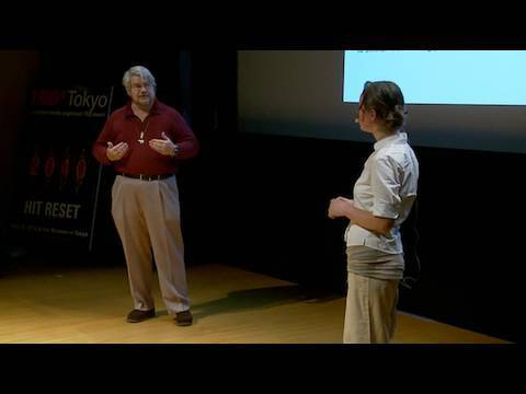 TEDxTokyo - Bob Stilger and Annie Stilger Virnig - 05/15/10 - (English)