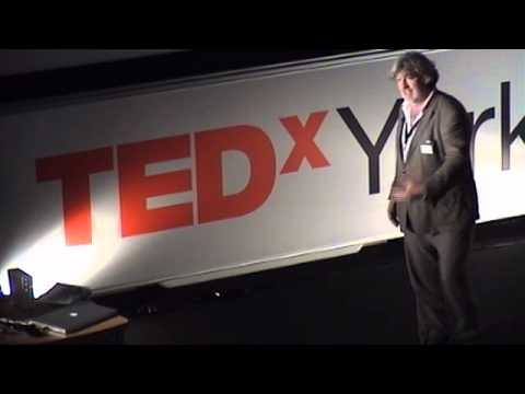 TEDxYORK - Bill Thompson - The Internet wants your brain