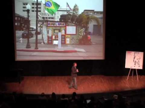 TEDxBerkeley - Fred Dust - 04/03/10