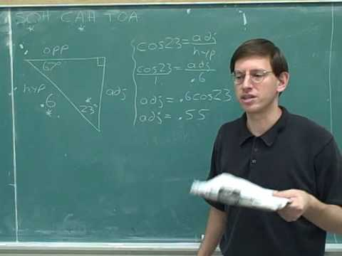 Physics: Vector components (18)