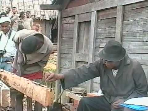 The Woodcrafting Knowledge of the Zafimaniry