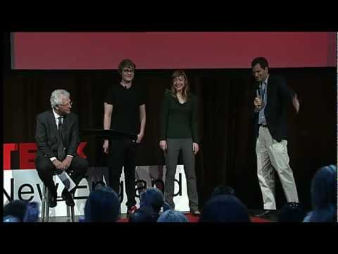 TEDxNewEngland | 11/01/11 | The Future of Nuclear Power - Interview with David Pogue