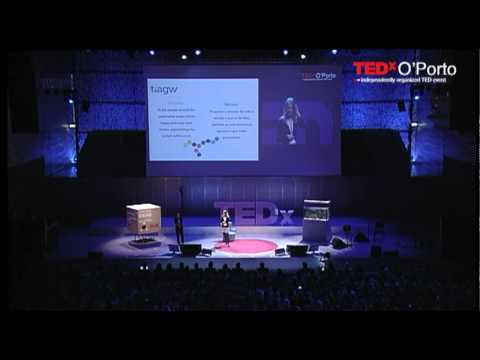 TEDxO'Porto - Nancy Frederick e Teresa Pereira - This is a good world.