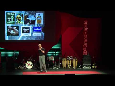 TEDxGrandRapids - Michael Dowd - Why We Struggle Now