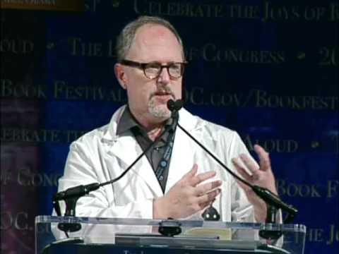 William Joyce: 2011 National Book Festival