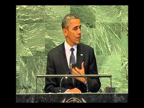 President Obama: Protecting Freedom of Speech