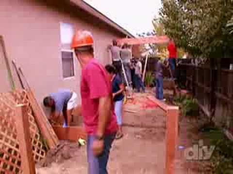 Side Yard Swing  - DIY Network