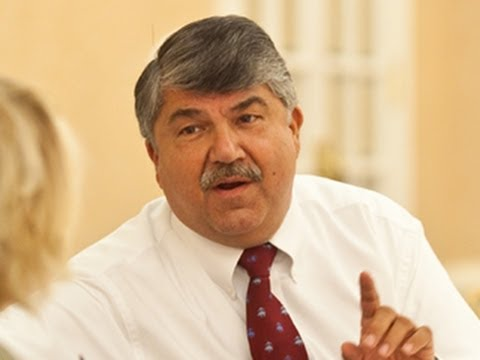"Trumka: Obama Made ""Strategic Mistake"" Equating Debt Ceiling Crisis with Jobs"