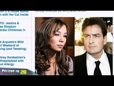 Royal wedding date set / Charlie Sheen sues / musical grey anatomy