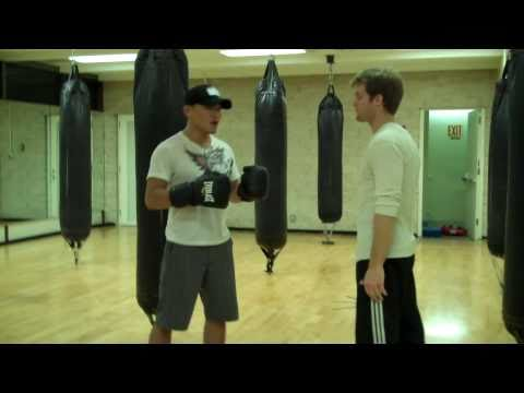 Wing Chun - Sparring Footwork Drill (part 1)