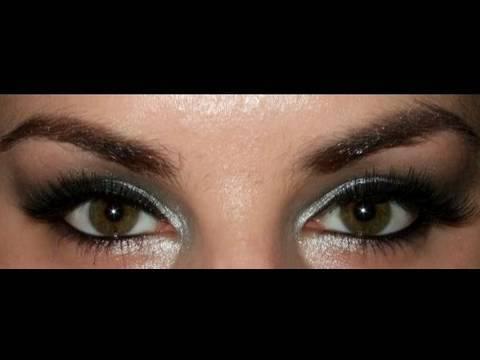 Vanessa Hudgens makeup look tutorial Teen choice awards