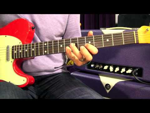 Pentatonic Scale Picking Exercises - Blues Rock Guitar