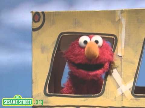 Sesame Street: Elmo's Bus
