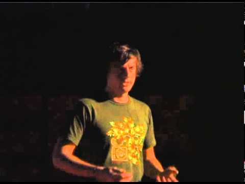 TEDxCapeTown: Justin Alvey - A Water-Well Inspired Approach To Sharing Power In Rural Areas