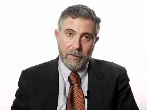 Paul Krugman on Bailouts